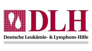 Logo der Deutschen Leikämie- & Lymphom Hilfe