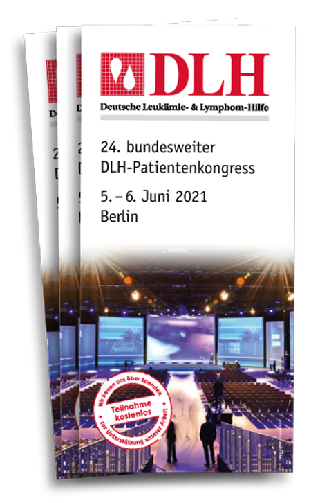 Programmheft Vorschau DLH Kongress für 2021